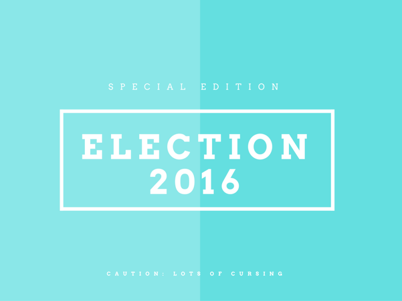 Special Episode 01 – Election 2016